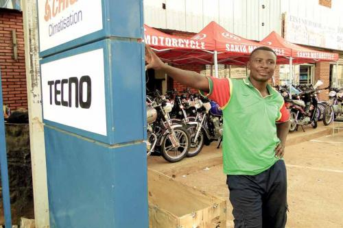 Le nouvel afrique mensuel d informations un regard for Bureau en gros near me
