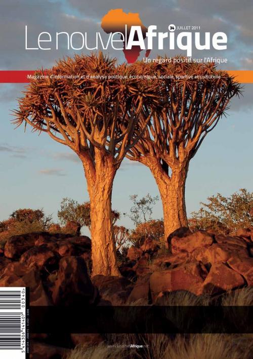 Le nouvel afrique mensuel d informations un regard for Plante un arbre